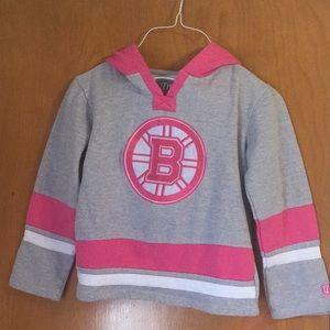 Girls Bruins Hoodie